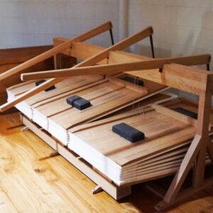 Orgel balgen