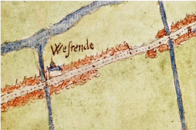 De voorganger van de Westerkerk?